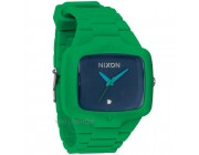 NIXON Rubber Player Green/Navy
