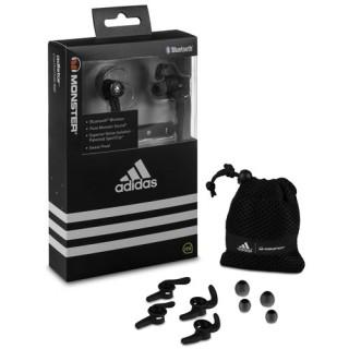 Monster 128648 Adidas Sport Adistar Wireless In-Ear Black Headphones