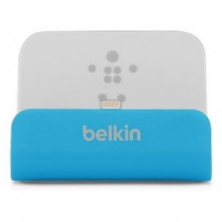 Belkin Charge/Sync Dock for iPhone and iPod Lightning - Blue