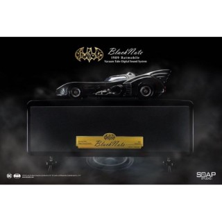 """Black Note"" (黑色音符) 1989蝙蝠車 真空管音響系統"