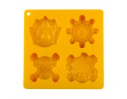 Candies One Piece Ice Tray-Yellow