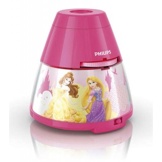 Philips Disney 2 in 1 Projector and night light Princess