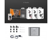 Jabees BTwins Bluetooth Stereo True Wireless Earbuds 真無線雙耳藍牙耳機