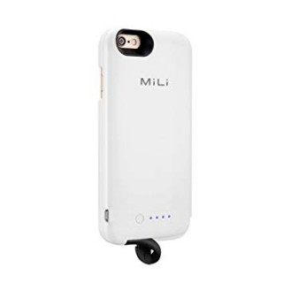 MiLi Power Spring 6 Power Case 3500mAh For iPhone 6 (White)