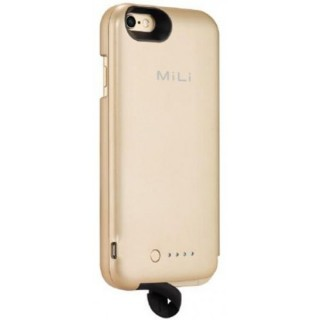 MiLi Power Spring 6 Power Case 3500mAh For iPhone 6 (Gold)