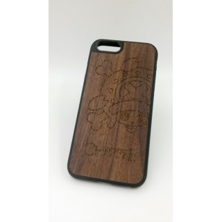 One Piece iPhone 6/6 Plus Wood Case - Chopper