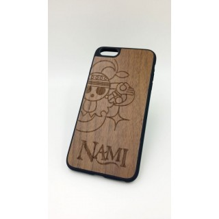 One Piece iPhone 6/6 Plus Wood Case - Nami