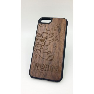 One Piece iPhone 6/6 Plus Wood Case - Robin