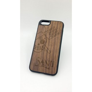 One Piece iPhone 6/6 Plus Wood Case - Sanji