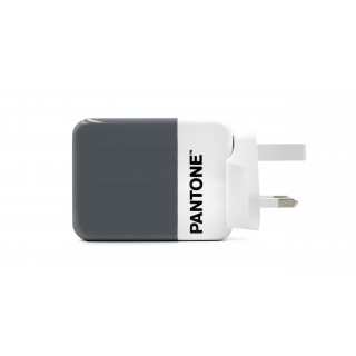 Pantone 4 Ports Travel Charger