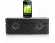 Philips AS860 Wireless Speaker