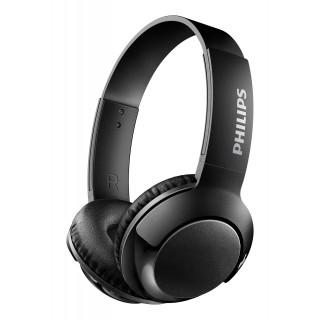 Philips BASS+ SHB3075 藍牙頭戴式耳機