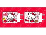 動漫工房 Hello Kitty 4Ports USB旅行充電器