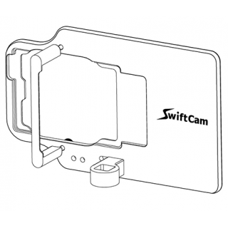 SwiftCam Action Cam mount V2
