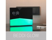 BEDDI GLOW  Intelligent Alarm Clock with Wakeup Light