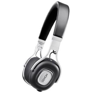 Denon AH-MM200 Portable On-Ear Headphones (Black)