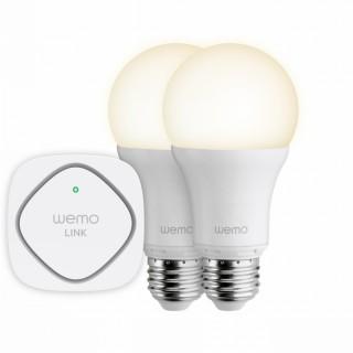 WeMo LED 智能燈泡2枚套裝