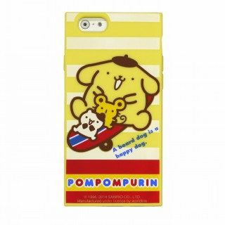 Candies Pom Pom Purin Board Dog iPhone 6/6 Plus case