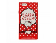 Candies Hello Kitty Red Ribbon Dot iPhone 6/6 Plus case